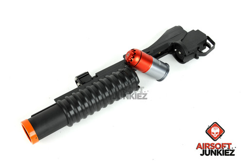 S&T M203 40mm Grenade Launcher (BLACK)