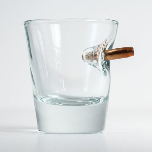 """""""Bulletproof"""" Shot glass"""
