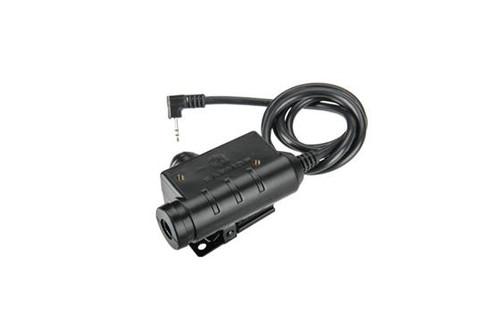 Earmor Push-to-talk PTT M51-KEN (Kenwood Version)