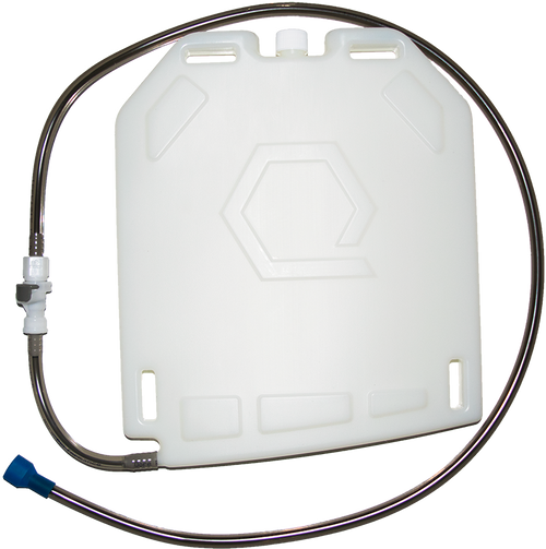 Qore Performance IcePlate with QD line - Frost