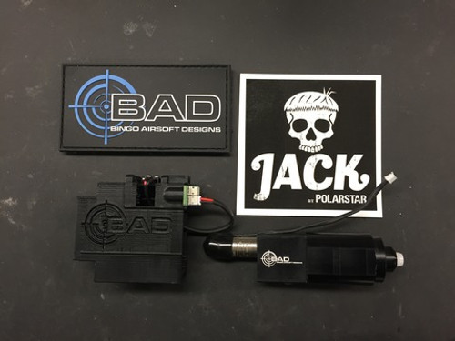 Bingo Airsoft Designs - PolarStar JACK TM MP7 Drop-in kit with IGL