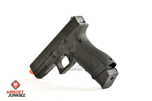 GLOCK 17 GEN 4 CO2 BLOWBACK AIRSOFT PISTOL - Elite Force