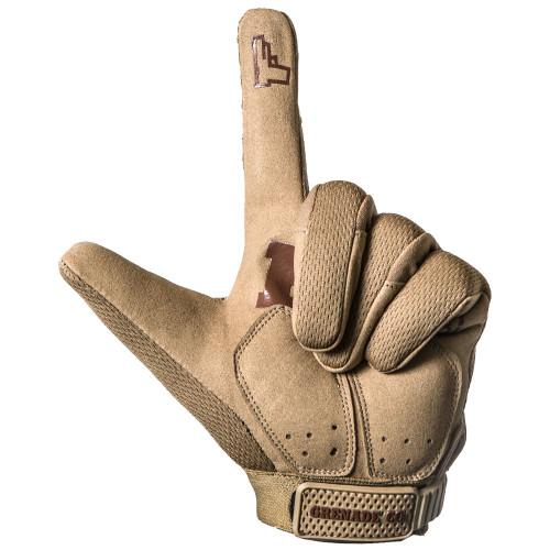 Enola Gaye FU Glove -Tan