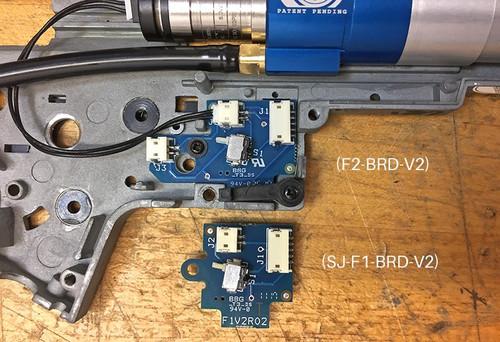Polarstar V2 Universal Trigger Board (F2, Jack, F1)