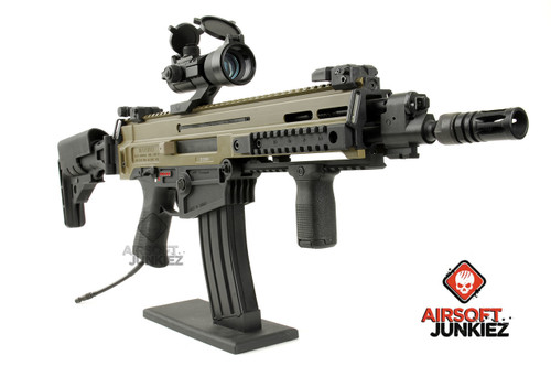 CZ 805 Bren Rifle (Tan) with Wolverine Inferno Premium (Discontinued)