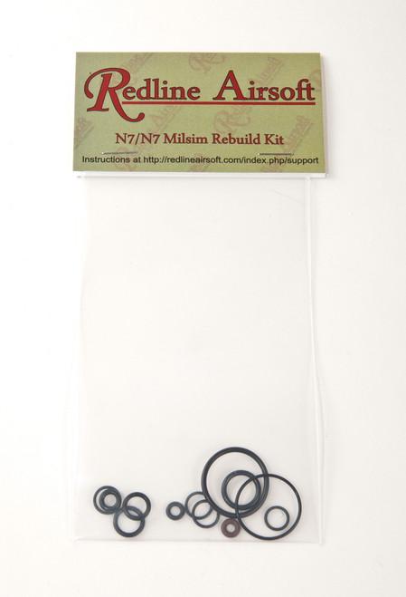 Redline N7 O-ring kit