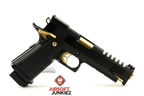 Tokyo Marui Hi-Capa Gold Match Gas Pistol