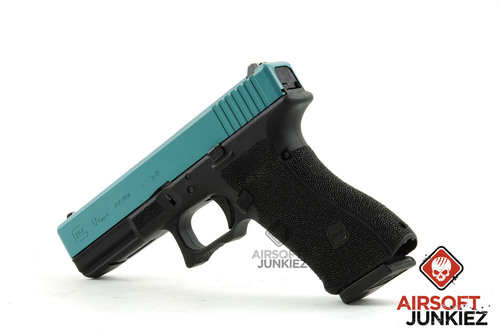 Airsoftjunkiez Custom Limited Glock 17 (Tiffany Blue)