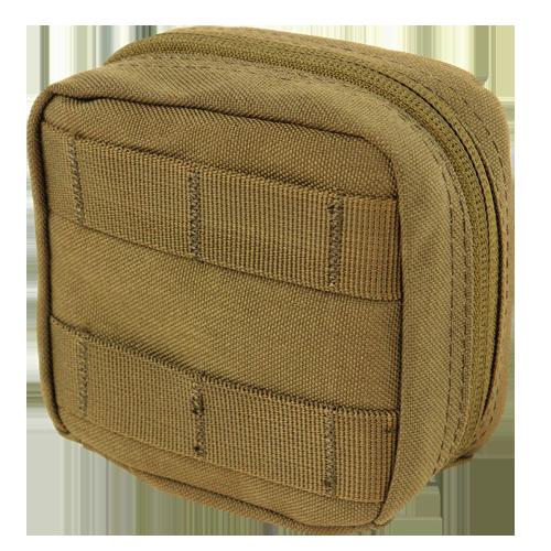 Condor Outdoor 4x4 Utility Pouch (Coyote Brown)