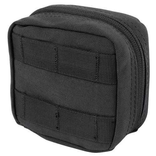 Condor Outdoor 4x4 Utility Pouch (Black)