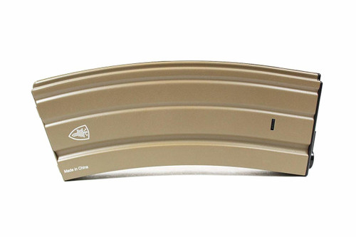 Elite Force M4/M16 300 rd. AEG High Capacity Magazine (Tan)