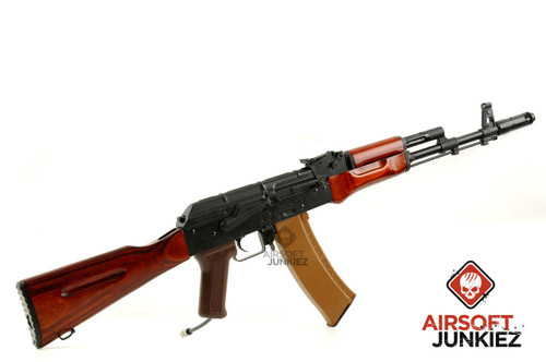 LCT AK74 HPA Rifle Package