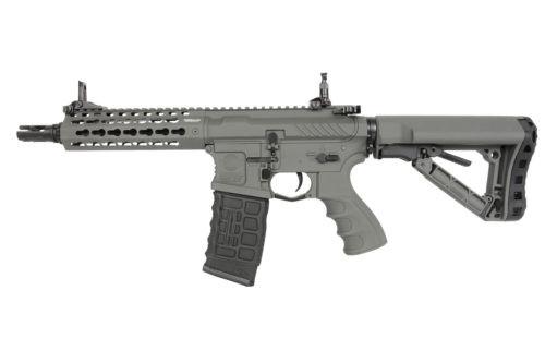 G&G CM16 SR S Airsoft AEG Rifle (Battle Grey)
