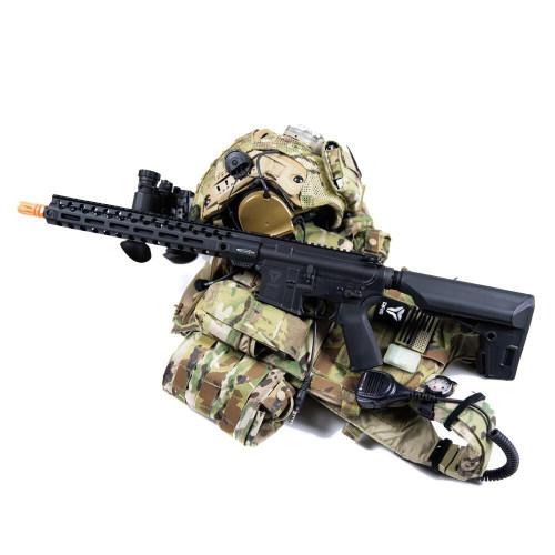 DAS GDR 15 FULL LENGTH AIRSOFT GUN (VERSION 2.0) - GBLS USA