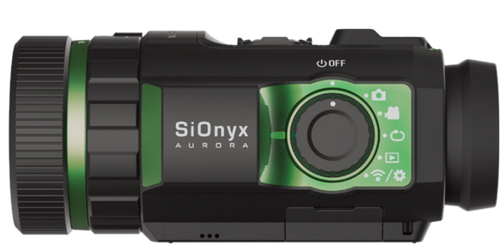 SiOnyx Aurora Night Vision Camera System