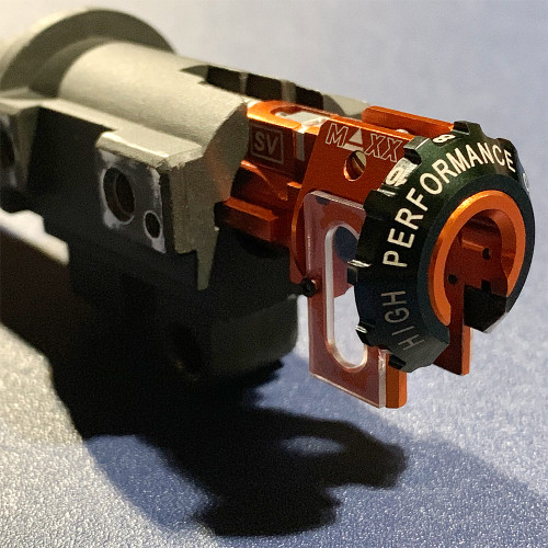 Maxx CNC Aluminum Hopup Chamber SV - VFC SCAR-L/H