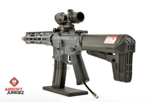 Krytac CRB-M HPA Rifle Package Combat Grey
