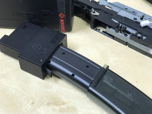 Airsoftjunkiez - Odin  Adapter for Elite Force MP7