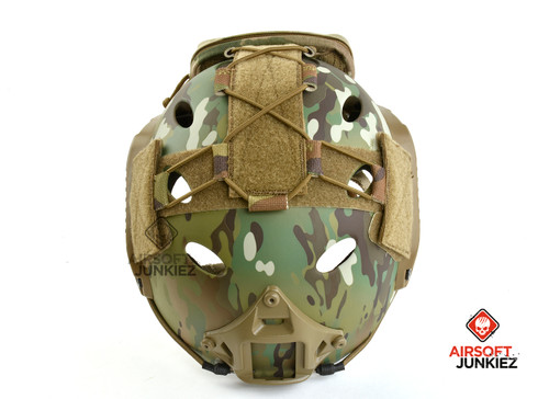 OPS Tactical Helmet Counterweight Pouch (Multicam)
