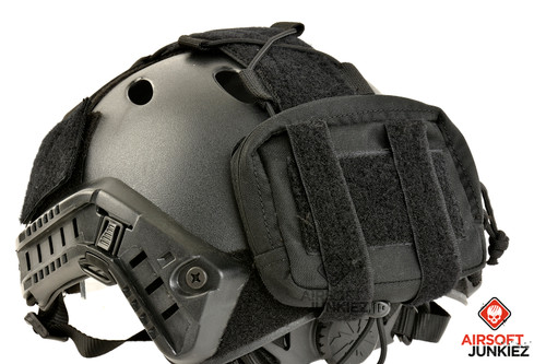 OPS Tactical Helmet Counterweight Pouch (Black)