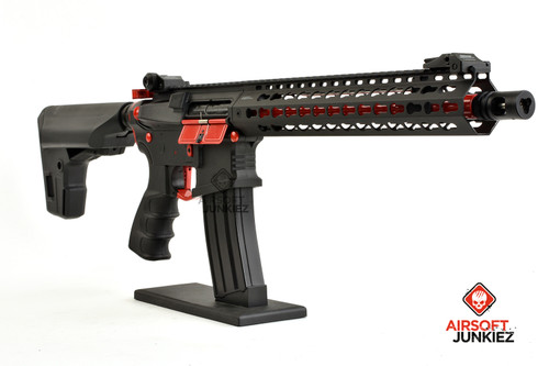 Airsoftjunkiez Custom Beginner Red SRXL