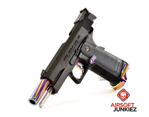 Airsoftjunkiez Custom Hi-Capa 5.1 Pistol Advanced (Project M-31)