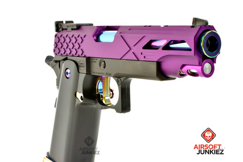 "Airsoftjunkiez Custom Hi-Capa Advanced ""Aqunios"""