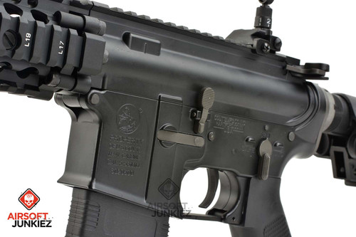 EMG KA MK18 AEG Rifle - Black
