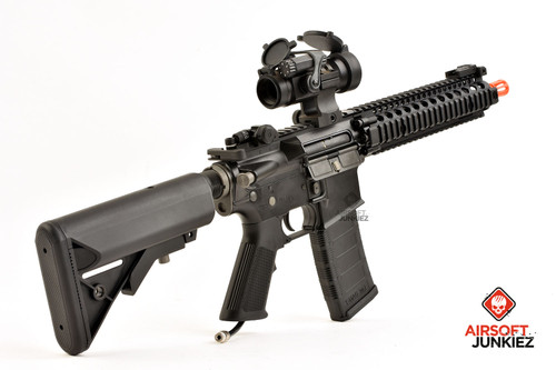 EMG / King Arms Mk18 Black HPA Package