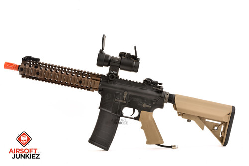 EMG / King Arms Mk18 Tan  HPA Package