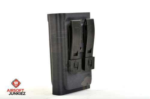 "MC Kydex ""Raven"" M12 Odin Carrier - Multicam Black"