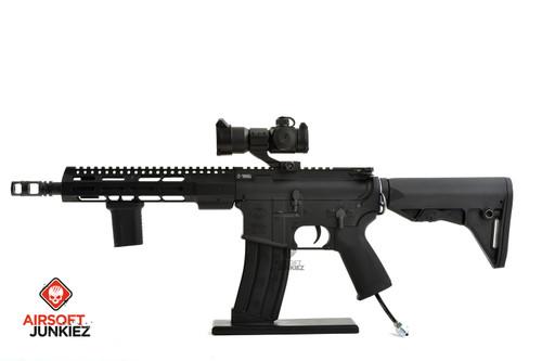 AirsoftJunkiez Custom HPA ZW10 Rifle
