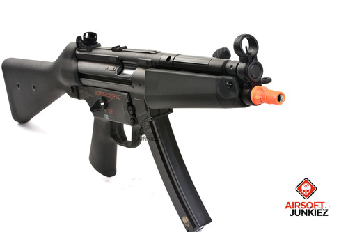 Airsoftjunkiez Custom HK MP5A4 Elite