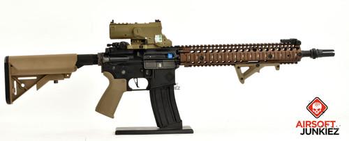 AirsoftJunkiez Custom EMG/KA Mk18 BlockII DSG AEG