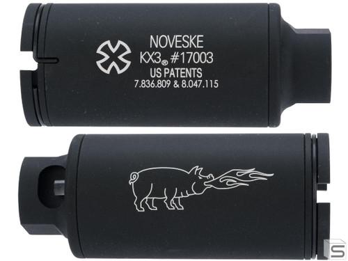 EMG Noveske Flash Hider w/ Built-In ACETECH Lighter S Tracer Module (Model: KX3)
