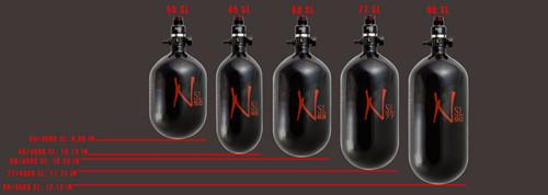 Ninja Lite 45/4500 Carbon Fiber W/Ninja SLP (Black)