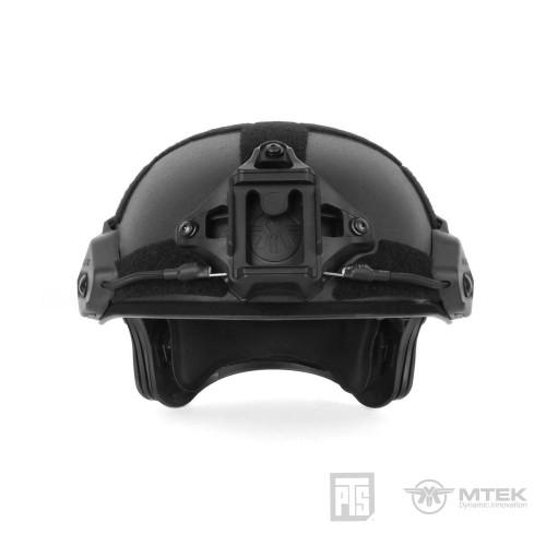 PTS MTEK FLUX HELMET (Black)