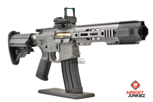 G&P EMG Salient Arms GRY CQB with Gate Aster - Grey