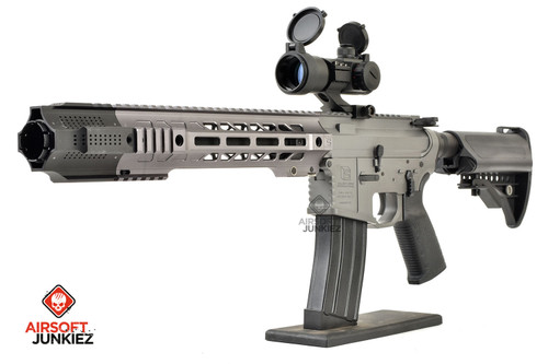 G&P EMG Salient Arms GRY SBR with Gate Aster - Grey