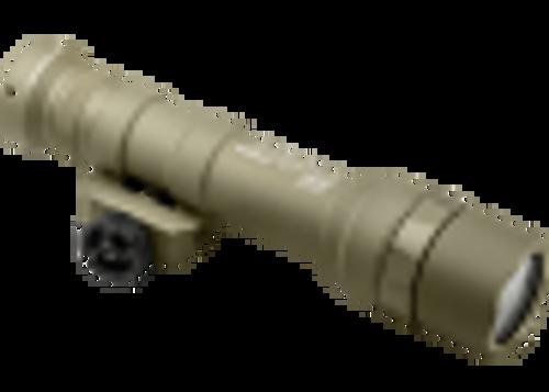 Surefire M600U SCOUT LIGHT® WEAPONLIGHT - Tan