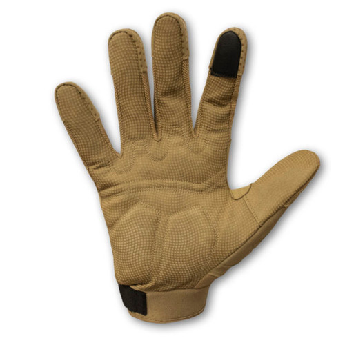 Enola Gaye MRDR Tactical Gloves- Tan