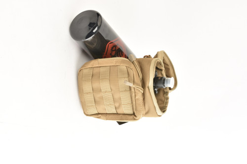 NcStar Bottle/Tank Pouch - Tan