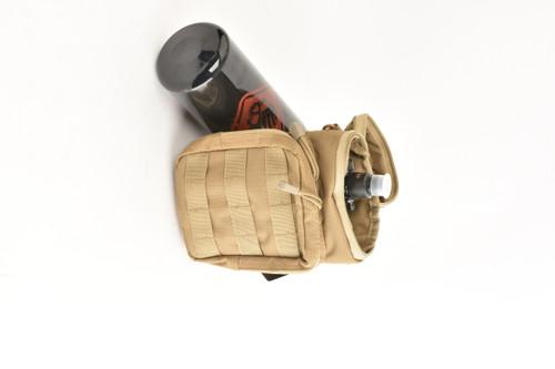 NcStar Bottle/Tank Pouch - Tan