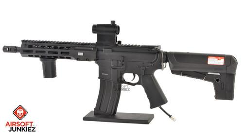 KRYTAC / BARRETT Firearms REC7 DI AR15 HPA Package - Black SBR