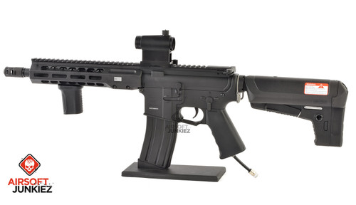 KRYTAC / BARRETT Firearms REC7 DI AR15 SBR Black HPA Package