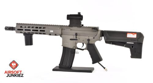 KRYTAC / BARRETT Firearms REC7 DI AR15 HPA Package - Tungsten SBR