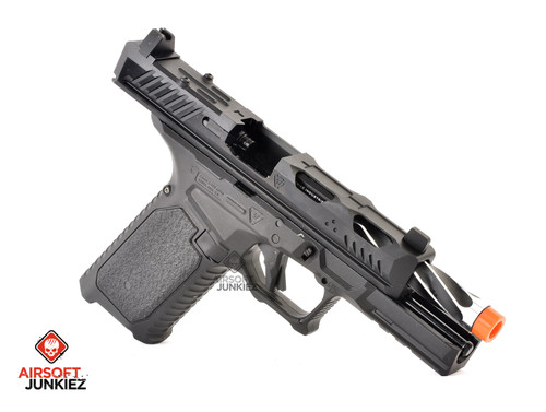 EMG Strike Industries ARK Airsoft Gas Blowback Pistol - Black