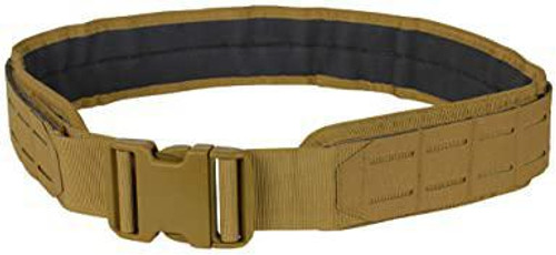 Condor LCS Gun Belt - Coyote Medium