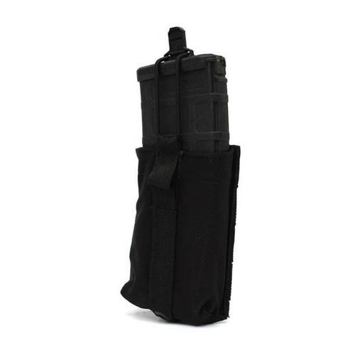 LBX M4 Speed Draw Pouch - Stretch Black