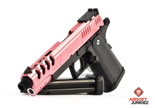 "Airsoft Junkiez Custom Hi-Capa ""Miley Cyrus"""